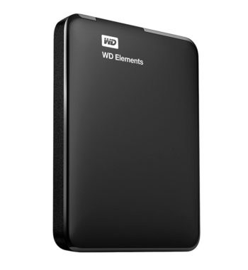 Disco Duro Externo WD Elements 1TB