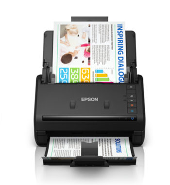 Escáner Epson Workforce ES400