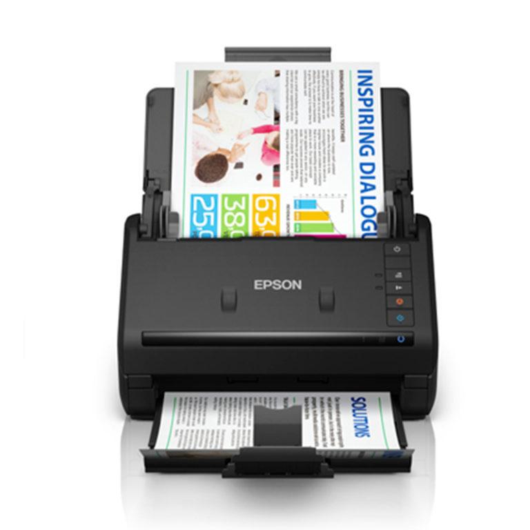 Escáner Epson Workforce ES400