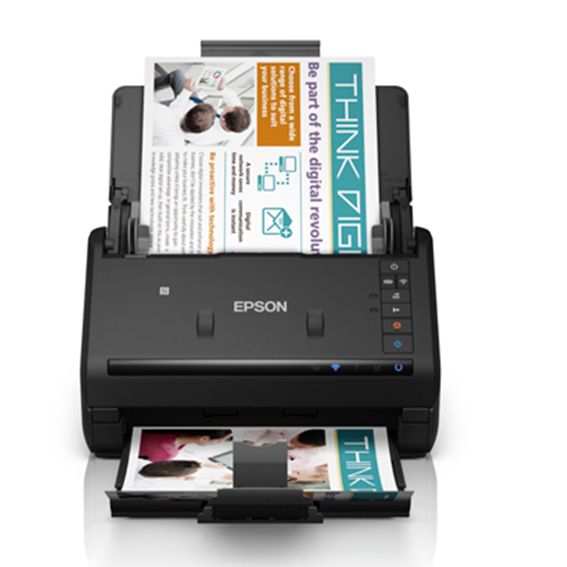 Escáner Epson Workforce ES500W