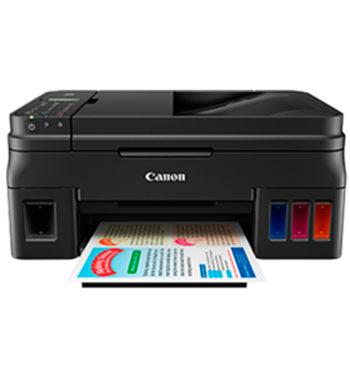 Impresora Canon G4100 Inalámbrica
