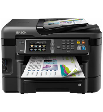 Impresora Epson Workforce 3640