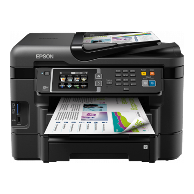 Impresora Epson Workforce 3640