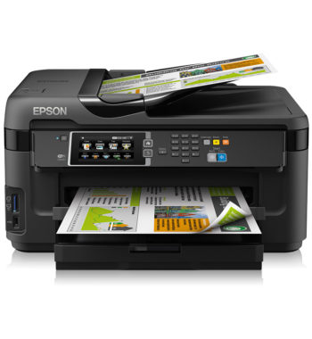 Impresora Epson Workforce 7610