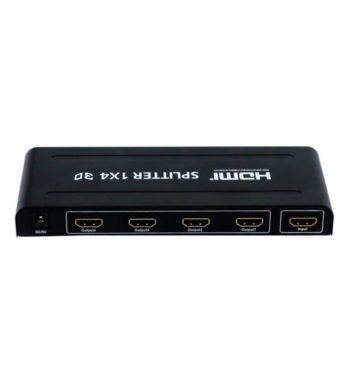 Splitter 1 - 4 HDMI Full HD